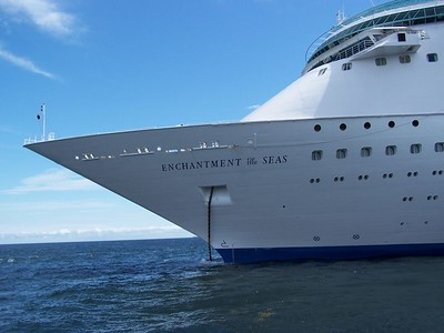 """RCCL """"ENCHANTMENT OF THE SEAS"""""""